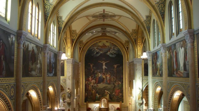 St. Francis Xavier Cathedral, Green Bay